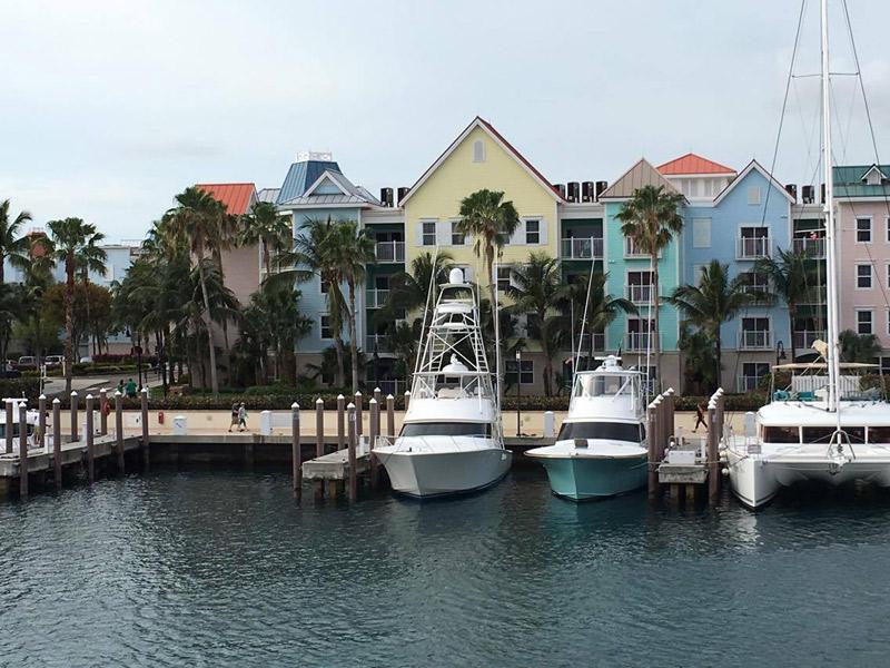 Key West, a cidade mais ao sul da Flórida e dos EUA