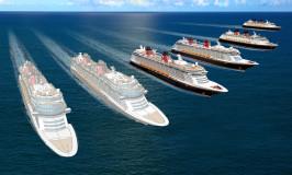Disney antecipa lançamento do seu 5o navio