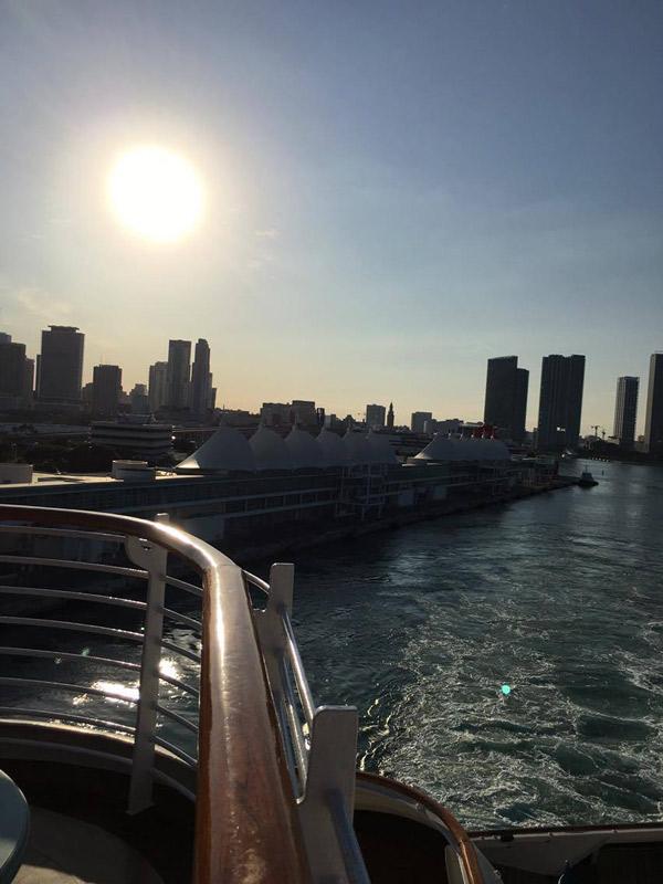 Tchau, Miami!