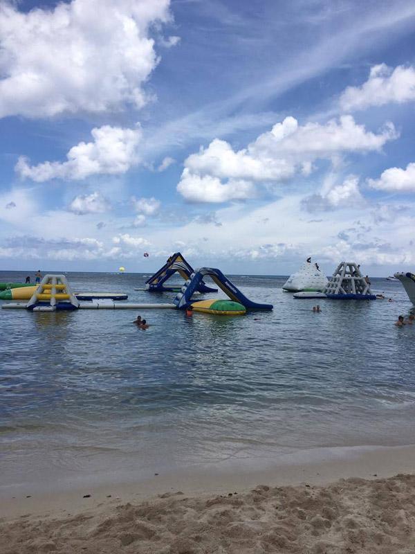 Paradise Beach Club em Cozumel
