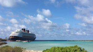 Cruzeiro no Disney Magic roteiro Caribe Oeste: a viagem da Marjory