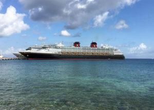 Cruzeiro Disney pelo Canal do Panamá: a viagem do Hernani
