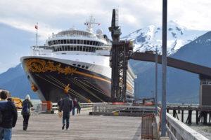 Cruzeiro Disney de 7 noites no Alasca: a viagem da Cynthia