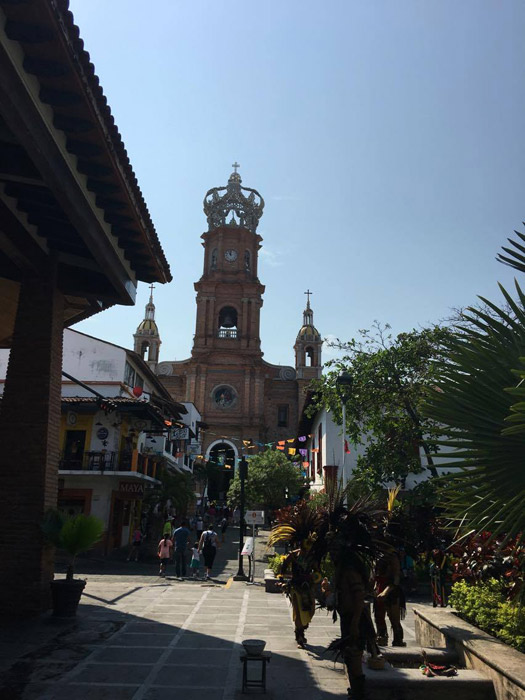 Igreja em Puerto Vallarta