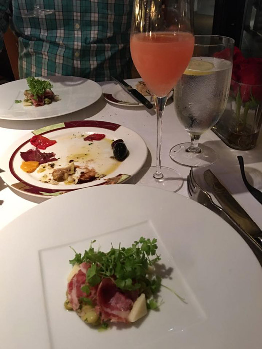 Jantar no Palo