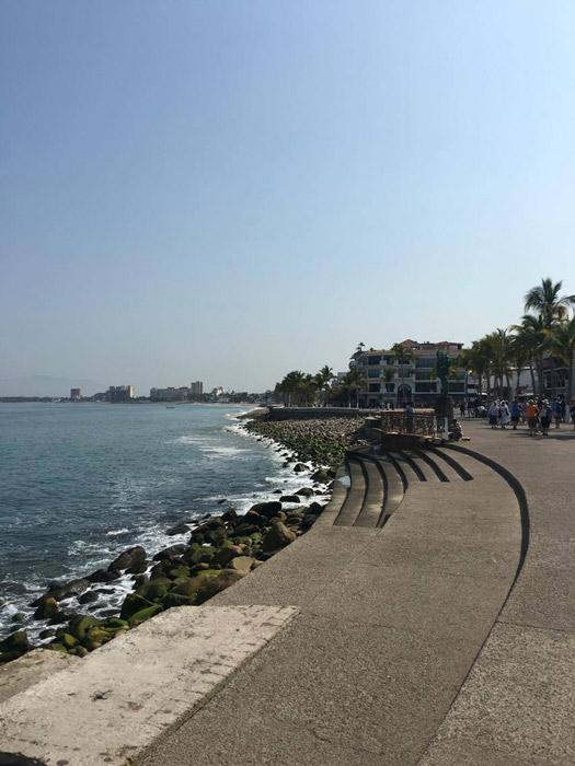 Puerto Vallarta, no México