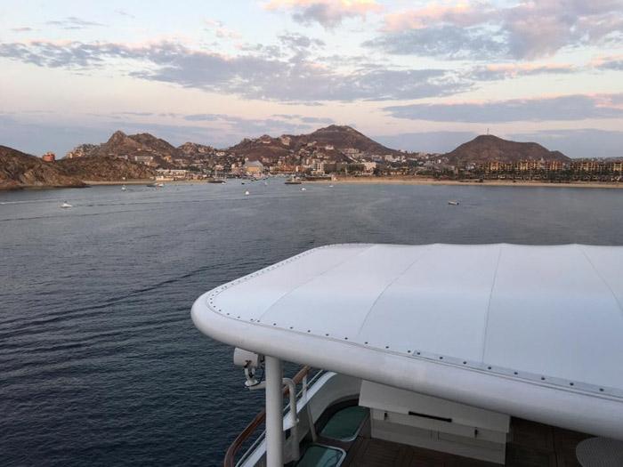 Mais uma vista de Cabo San Lucas