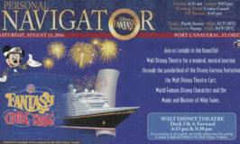 Personal Navigator: Disney Fantasy 7 noites Caribe Leste