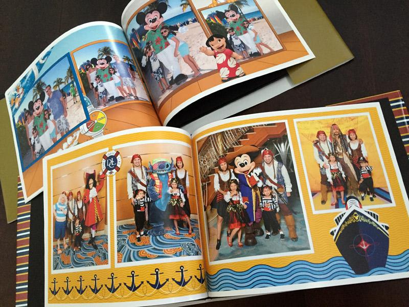 Nossos photobooks por dentro