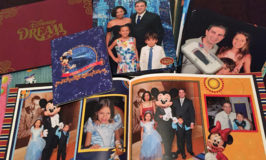 Pacotes de fotos nos cruzeiros Disney