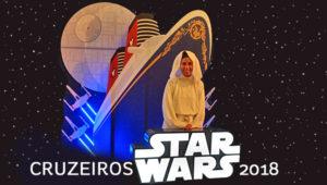 Anunciados os cruzeiros Star Wars para 2018
