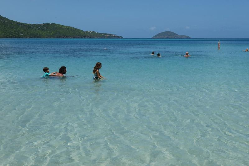 10 praias pra conhecer em um cruzeiro da Disney - Magens Bay