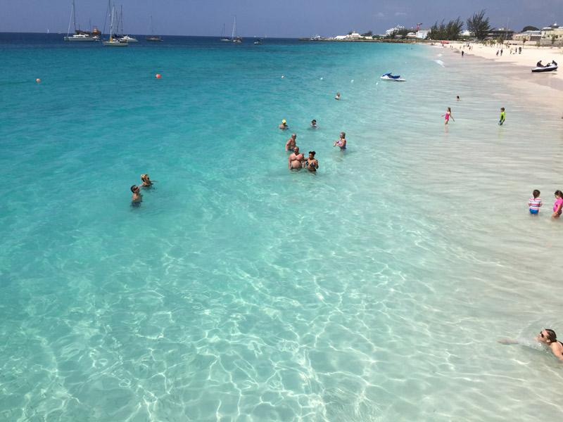10 praias pra conhecer em um cruzeiro da Disney Barbados