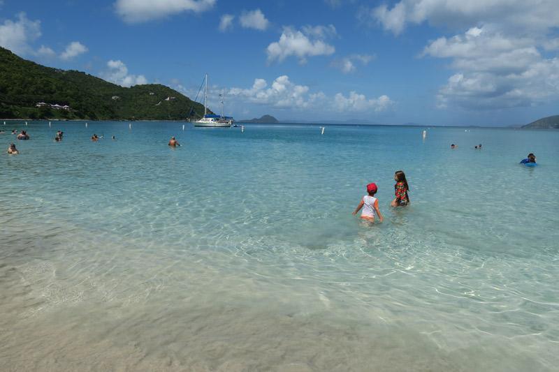 10 praias pra conhecer em um cruzeiro da Disney - Cane Garden Bay