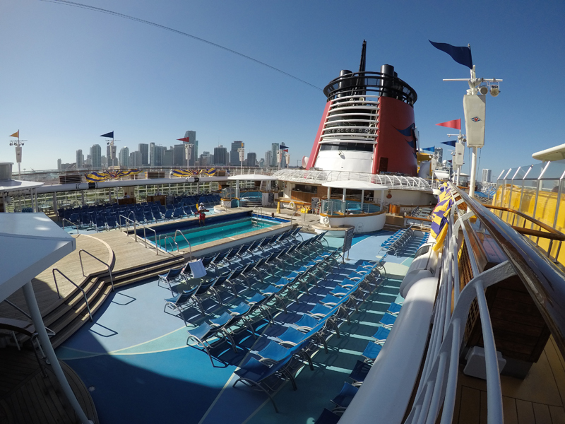 O Disney Magic em Miami