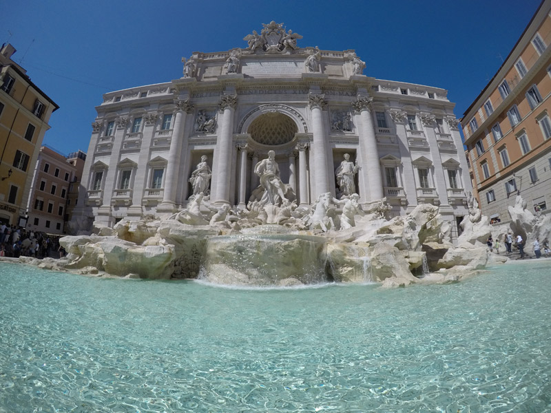 Passeios em Civitavecchia: Fontana di Trevi