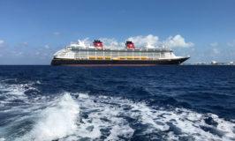 Vídeos do navio Disney Fantasy