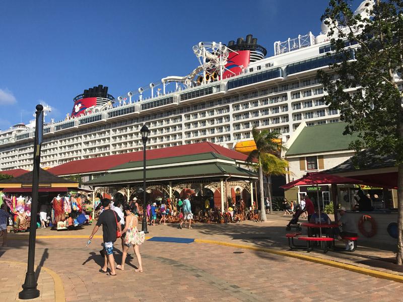 passeio na Jamaica: porto de Falmouth