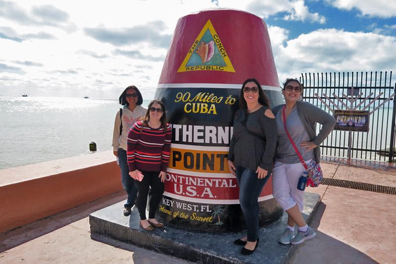O que fazer em Key West: Southernmost Point