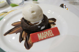 Galeria de fotos: menu Marvel
