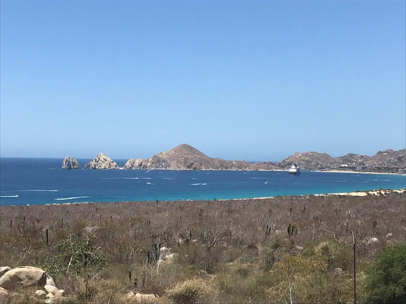 Cruzeiro Disney 5 noites Baja: parada em Cabo San Lucas