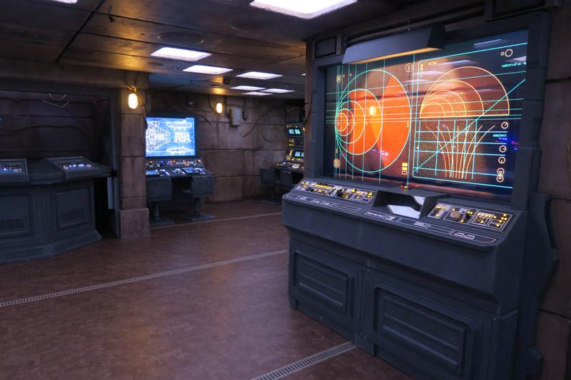 Disney Fantasy depois da reforma: nova área Star Wars no Oceaneer Club