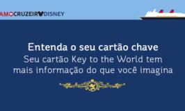 Entenda seu cartão Key to the World