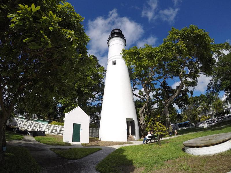 O que fazer em Key West: subir o Farol