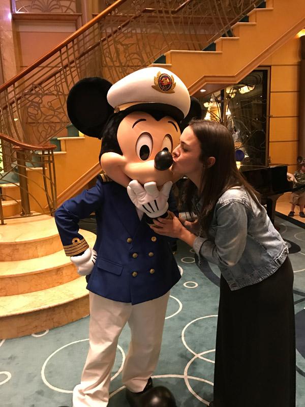 Mickey no Cruzeiro Disney 5 noites Baja