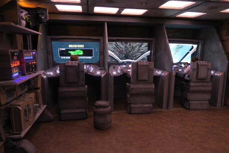 Disney Fantasy depois da reforma: nova área Star Wars no clubinho