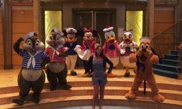Cruzeiro pelo Canal do Panamá no Disney Wonder: a viagem da Juliane