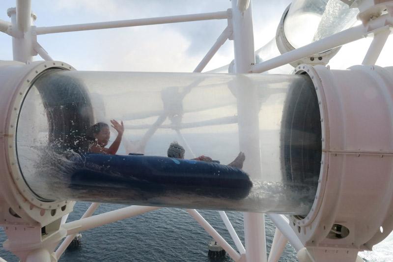 Glossário do cruzeiro Disney: Aquaduck