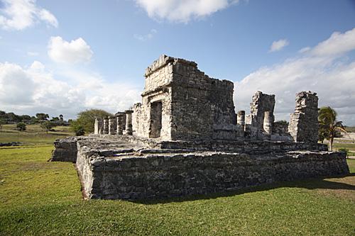passeios em Cozumel: ruínas de Tulum
