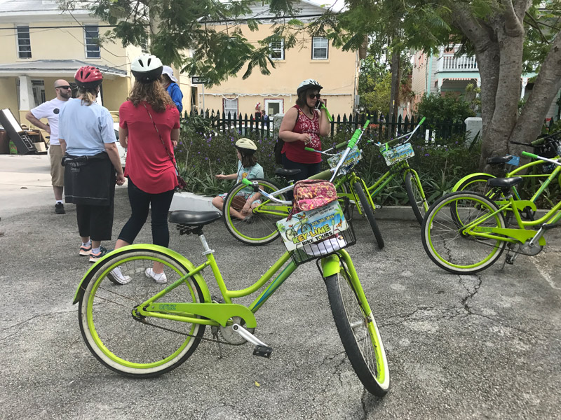 Key Lime Bike Tours em Key West
