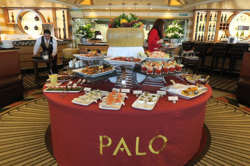 Brunch do Palo no Disney Magic