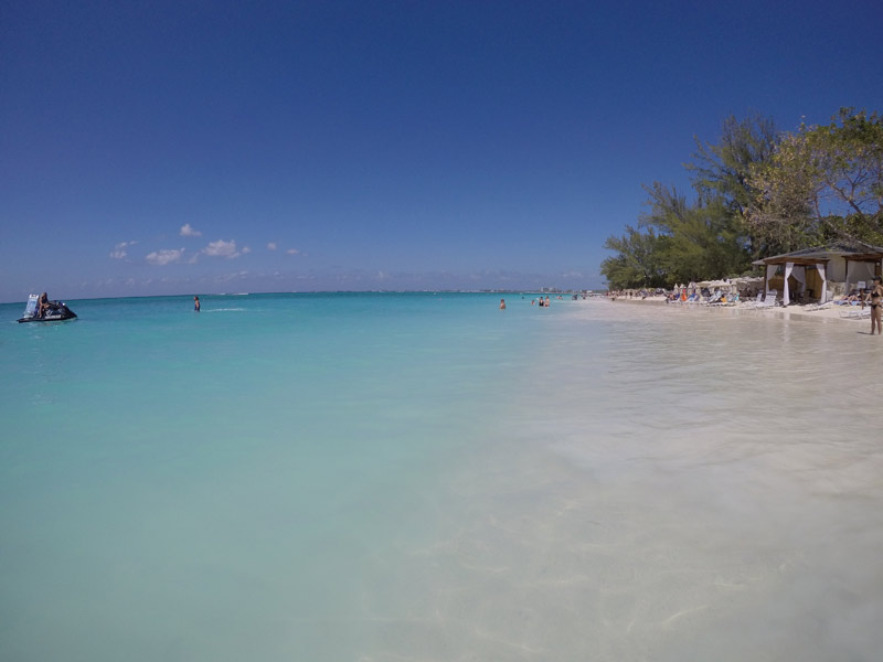 Seven Mile Beach Ilhas Cayman