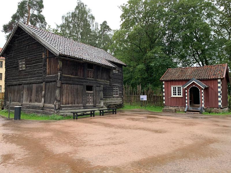 cruzeiro-disney-na-noruega-casas-no-folkemuseum-oslo