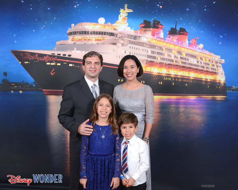 mala pro cruzeiro Disney no Alasca: roupas sociais