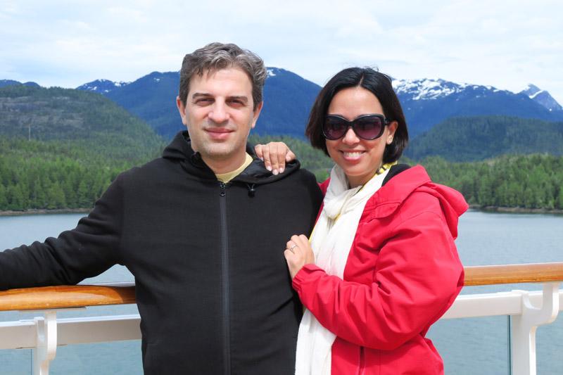 mala pro cruzeiro Disney no Alasca: casacos leves