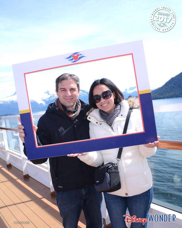 mala pro cruzeiro Disney no Alasca: casacos de frio mais pesados