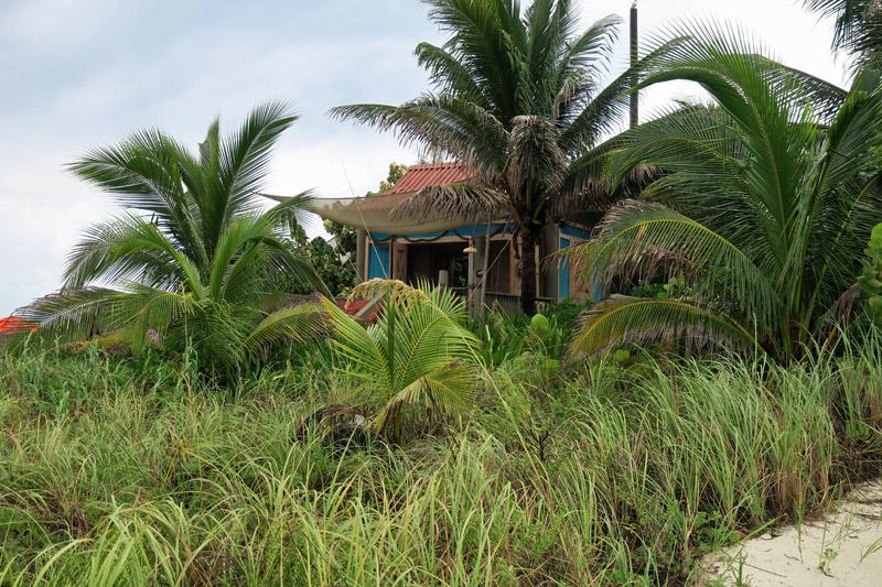 Cabana 11 em Castaway Cay