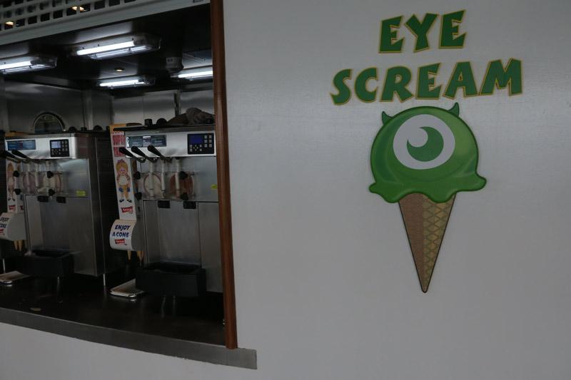 Eye Scream: Quando sorvetes você consegue comer em um dia?