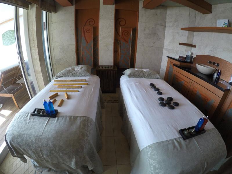 Villa para massagens para casais no Senses Spa