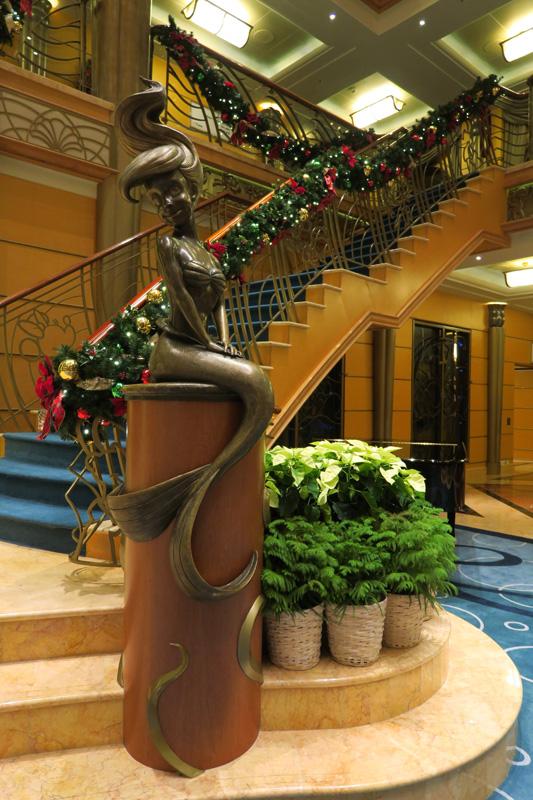 Adoro essa estátua da Ariel!