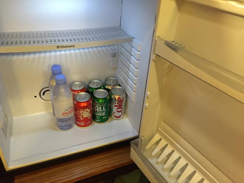geladeira-da-cabine-concierge-no-disney-dream