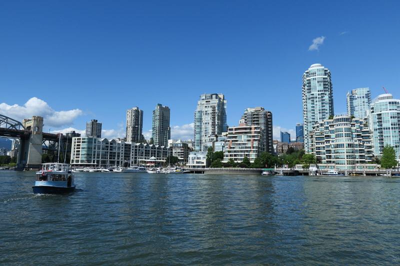 Vancouver, British Columbia. Foto: Luciana Misura